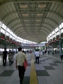 [携帯]品川駅